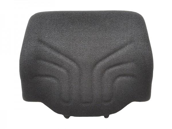 Polster Rücken MSG 20 Stoff schwarz