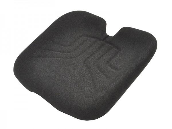 Polster Sitz 520 Stoff schwarz